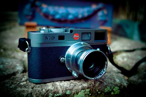 Leica M9 and Summitar 50mm f2 (1949)